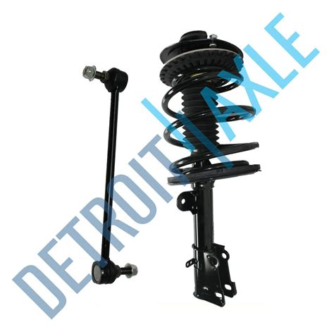 Complete Bar by Front Right Complete Ready Strut Assembly Stabilizer Bar