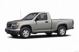 2007 Gmc Canyon Models  Trims  Information  And Details
