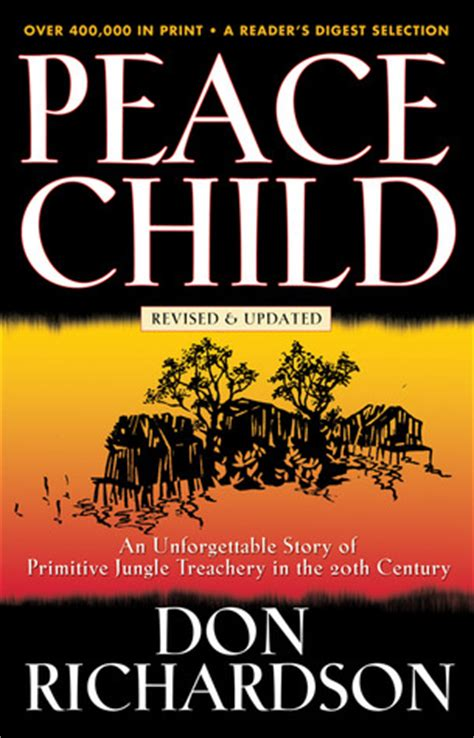 peace child  unforgettable story  primitive jungle