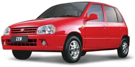 Maruti Zen Lxi (2006) Price, Specs, Review, Pics & Mileage