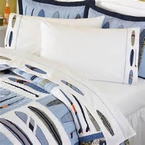 blue ocean surfing bedding full queen quilt set surf boards hawaiian print cotton bedspread