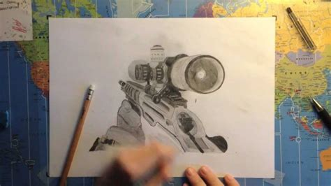 ♔drew♔  Amazing Ballista Speed Drawing  By Dwbraves For