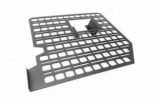 Builtright Industries Bedside Rack System Large Panel
