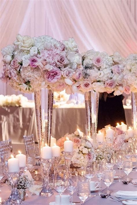 42 Glamorous Rose Gold Wedding Decor Ideas Gold wedding