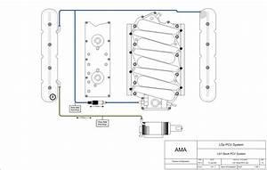 Crankcase Under Vacuum Producing Whirring Sound Until
