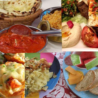 foreign cuisine top 10 most tasty cuisines in the ur ledge