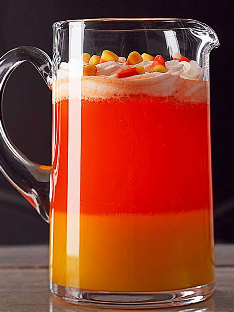 halloween drink halloween drink punch recipes from better homes and gardens