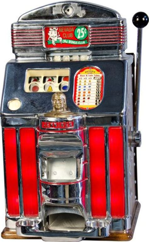 cent od jennings sun chief nevada club slot machine