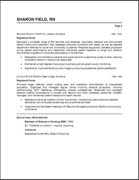 respiratory therapist resume  grad nursing resume