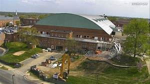 You can now watch the construction inside Maryland ...
