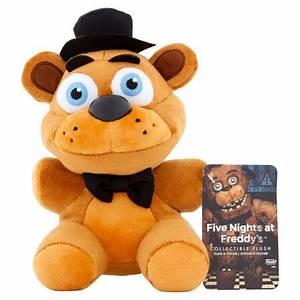 Funko: Five Nights at Freddy's - Freddy Collectible Plush ...