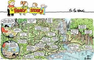Billy Family Circus Cartoon