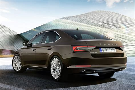 Cars coming soon: Skoda Superb facelift adds PHEV to the ...