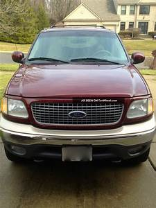1999 Ford Expedition Eddie Bauer  5  4l V8 4wd    Drives Great  Looks Great