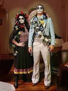 Halloween Paar Kostüme : dia de los muertos costume idea image by anabel zenith dia de los muertos ~ Frokenaadalensverden.com Haus und Dekorationen