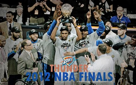 oklahoma city thunder court wallpaper