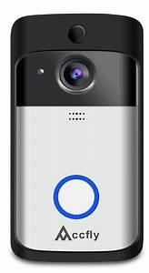 Accfly Smart Video Doorbell