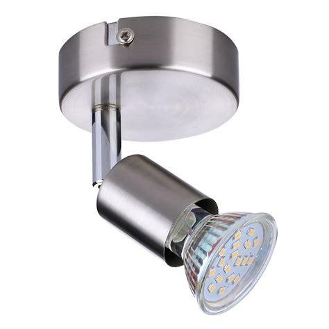 led strahler gu10 grafner led deckenle spots strahler wandle gu10 le leuchte licht ebay