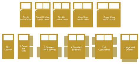 uk single bed size bed sizes