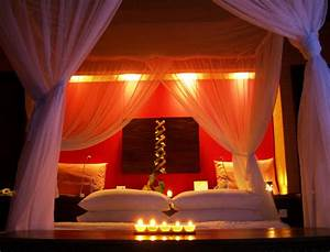 romantic bedroom designs ideas for honeymoon surprise With honeymoon ideas in us