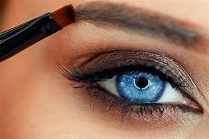 Astuce De Maquillage Pour Les Yeux Marrons : agrandir le regard toutes mes astuces maquillage la loge beaut ~ Melissatoandfro.com Idées de Décoration