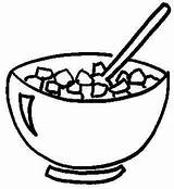 Cereal Clipart Bowl Coloring Pages Clip Box Cliparts Drawing Bowls Breakfast Colouring Cereals March Library Getdrawings Printable Attribution Forget Link sketch template