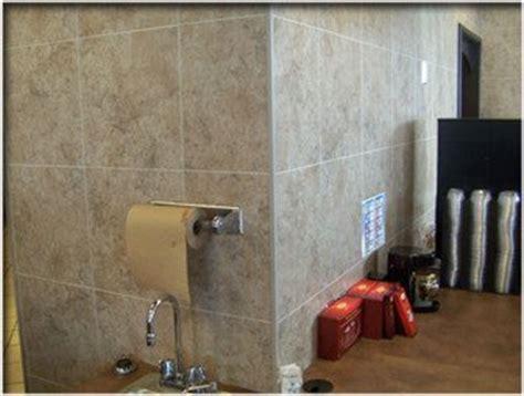 interior customization   breeze  green flush restrooms
