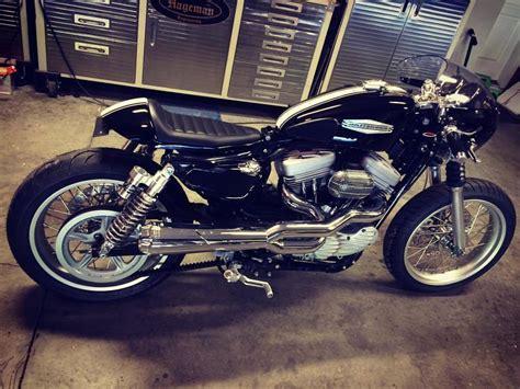 Harley Davidson Cafe Racer For Sale by 2004 Harley Davidson Sportster 1200 Cafe Racer For Sale