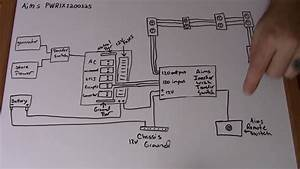 Motorhome Inverter Wiring Diagram