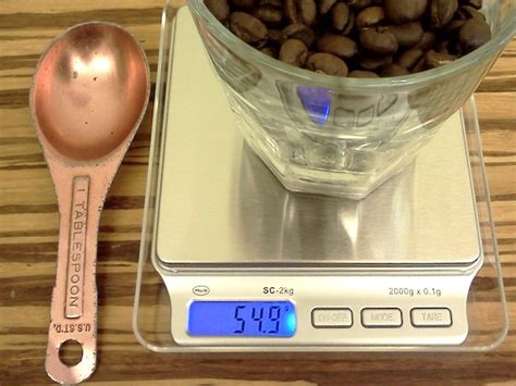 Why You Should Use A Scale To Brew Coffee Preloved Oak Coffee Table Travel Mugs Made In Usa Mug Brewer Tully's Website Grey Uk Matcha Green Tea Cup Ebay