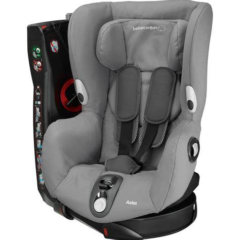 installation siege auto bebe siège auto axiss de bebe confort au meilleur prix sur allobébé