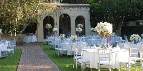 ambassador auditorium weddings  prices  wedding