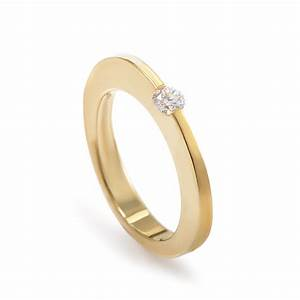 roberto coin 18k yellow gold diamond engagement ring With roberto coin wedding rings