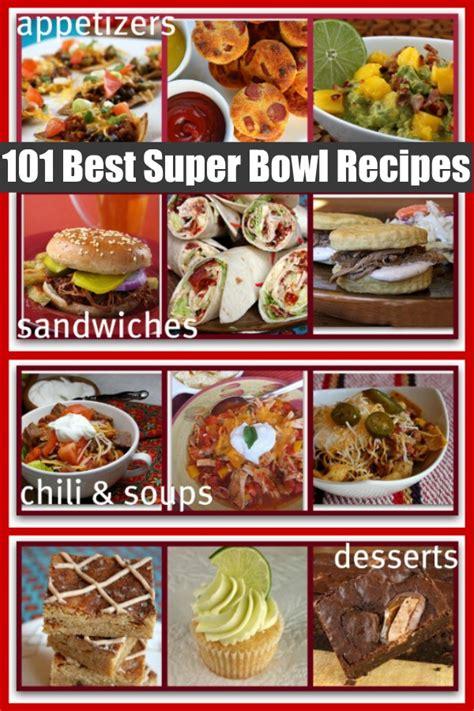 best bowl foods best super bowl recipes