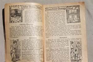 antique cookbooks lot edwardian period