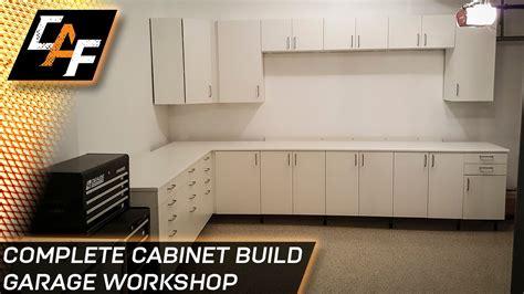 Kitchen Drawers Ideas - ikea sektion cabinets installing garage workshop caffablab youtube