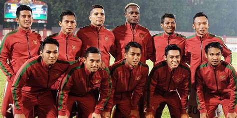 foto pemain bola indonesia asian games