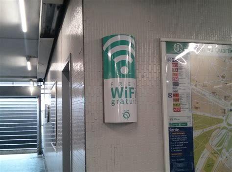 si鑒e social ratp on a testé le wi fi dans le métro de