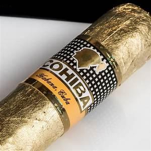 24k Gold Cigar