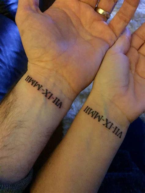 roman numeral wrist tattoo designs ideas  meaning tattoos