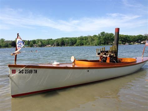Boat Sale Usa by Beckmann Steam Boat Classic 20 1985 For Sale For 2 000