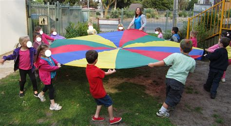 outdoor play link up parachute play 171 quot flights of whimsy quot 272 | 4A