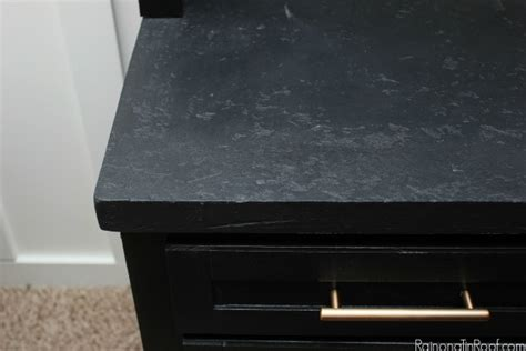 how to make laminate countertops look like