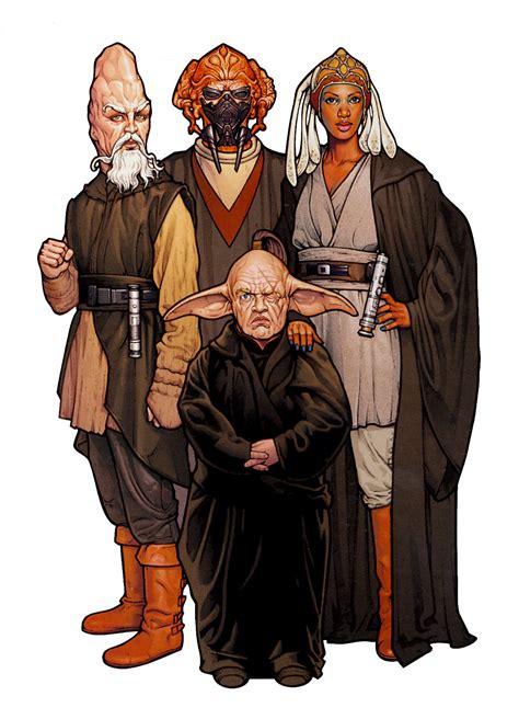 Star Wars Jedi Master Names Wwwimgkidcom The Image