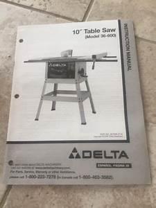 25 Delta 600 Series Parts Diagram
