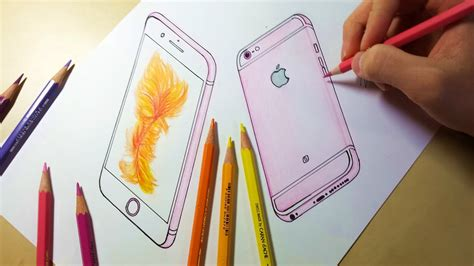 drawing iphone  youtube