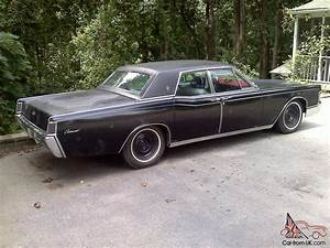1968 Lincoln Continental Base 70L