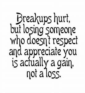 BREAKUP QUOTES image quotes at hippoquotes.com