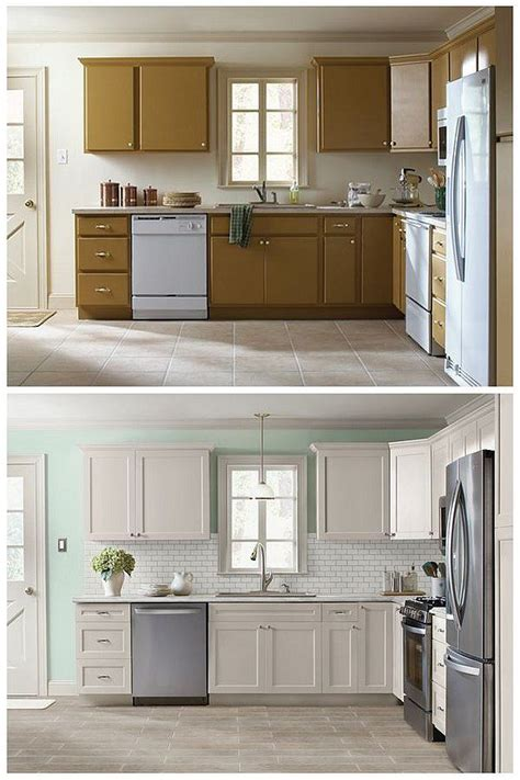 paint kitchen cabinet best 25 cabinet refacing ideas on refacing 1367