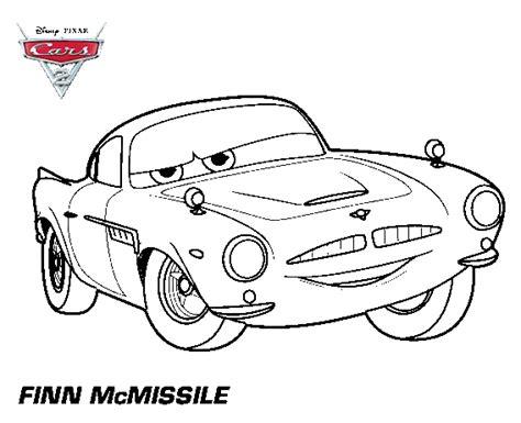 Kleurplaat Mc 2 by Finn Mcmissile Coloring Page Printable